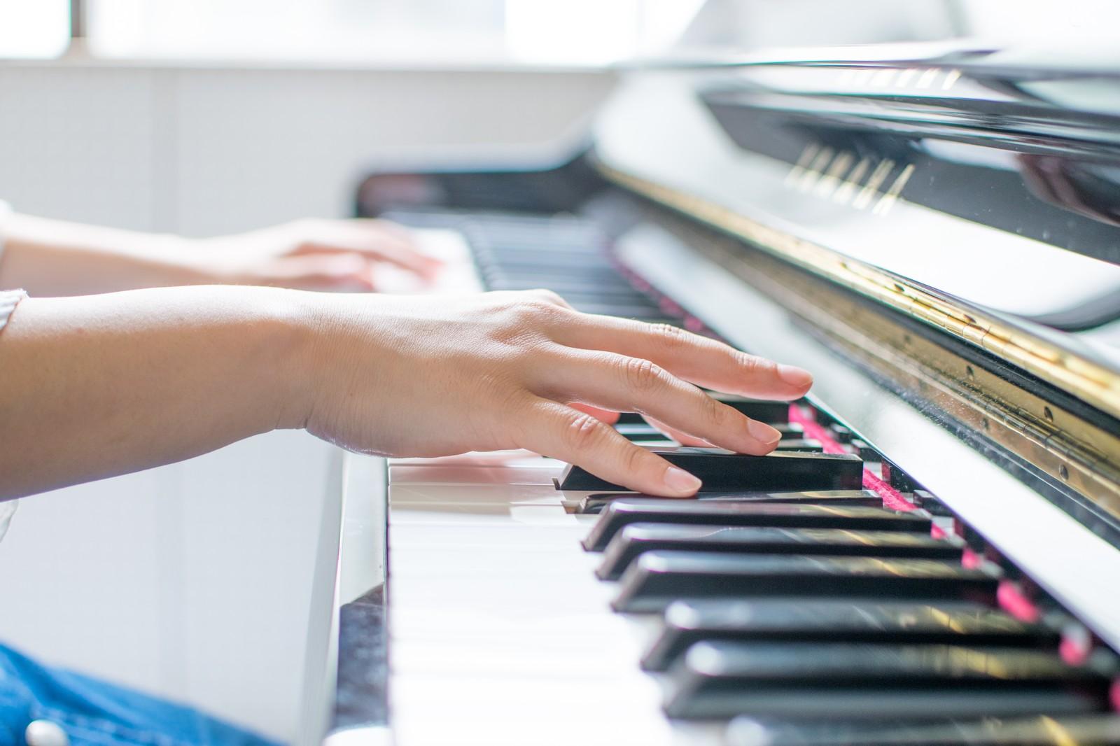 写真:大人のピアノ