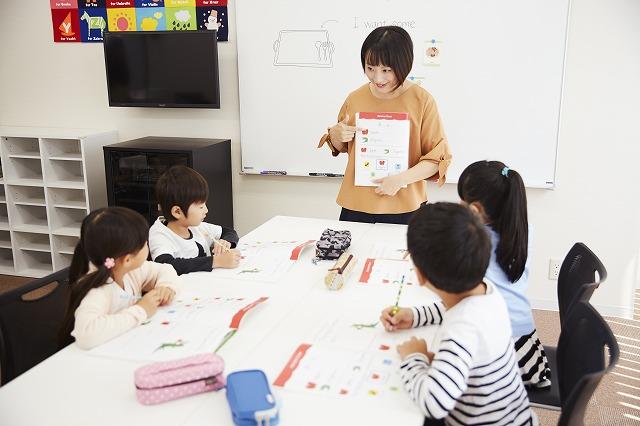 写真:英語でコミュニケーション【小学1~3年生】