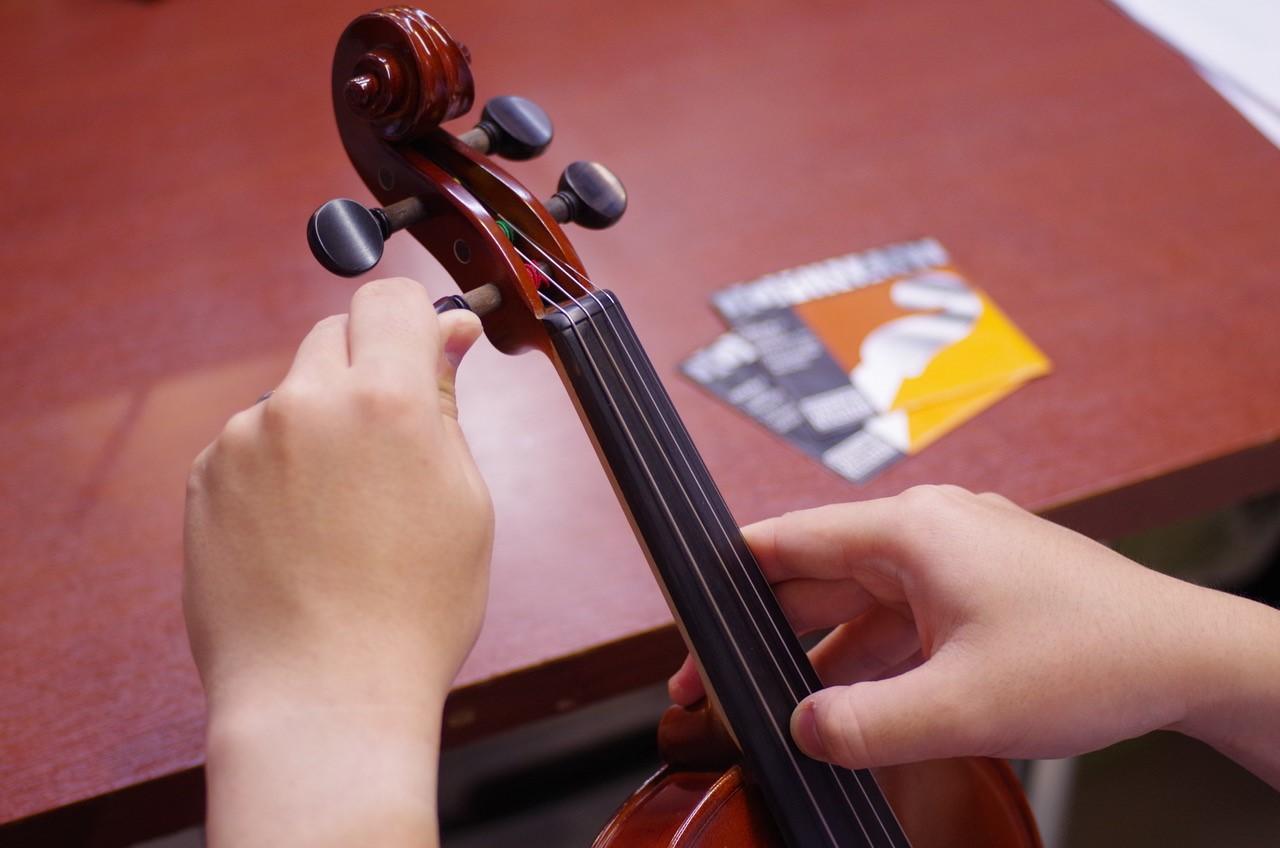 弦楽器購入特典