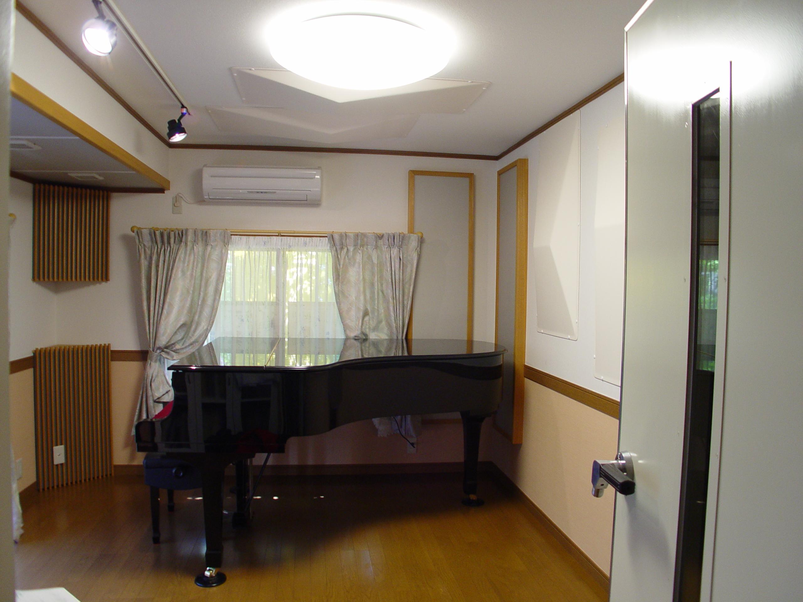 オリジナル防音室・ホール音響工事のご相談承ります。