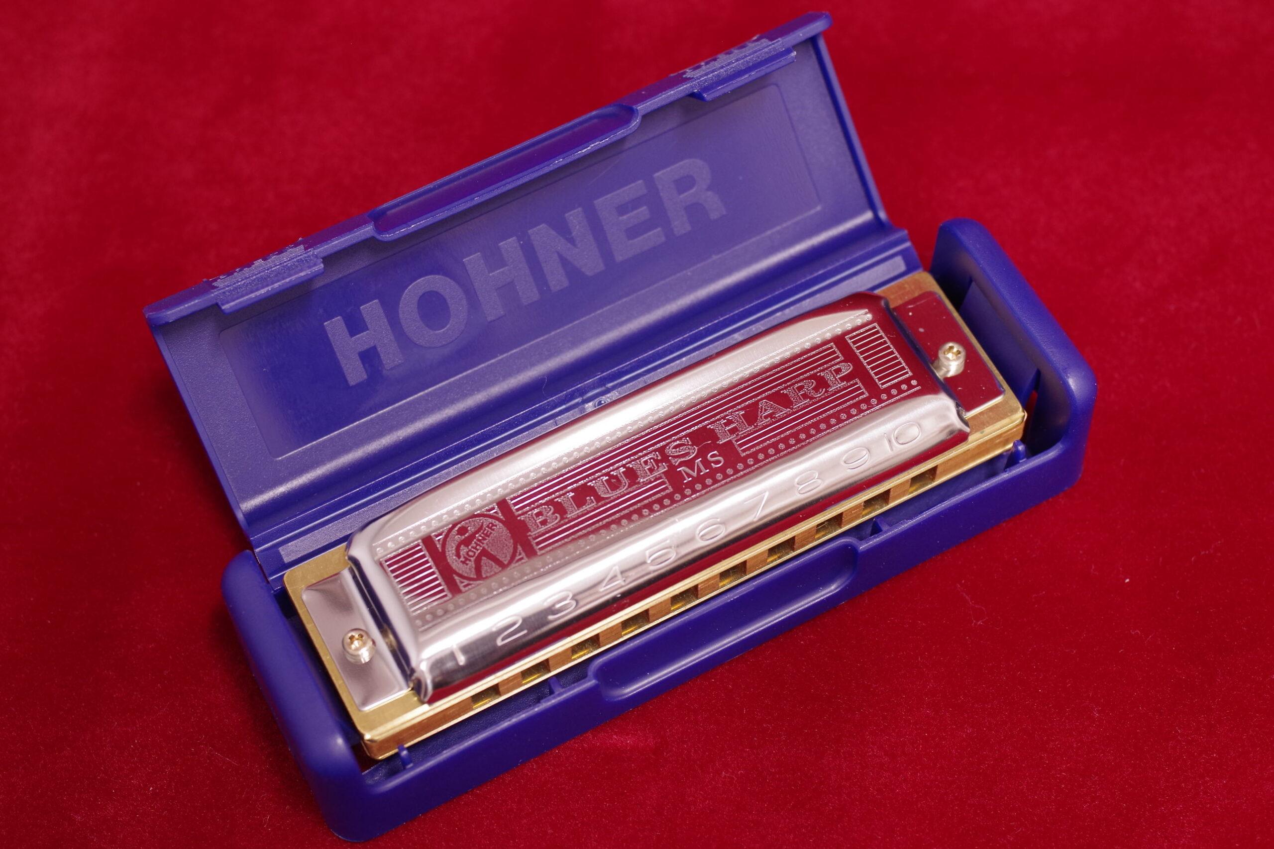 写真:HOHNER Blues Harp MS 532/20